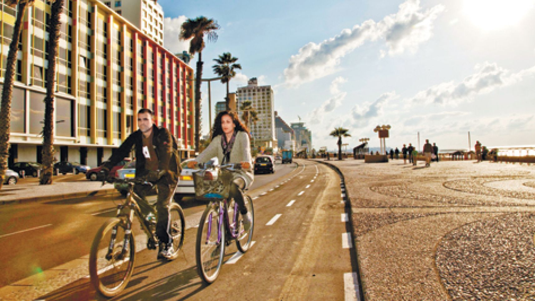 Coming To Tel Aviv Better Bring Your Bicycle