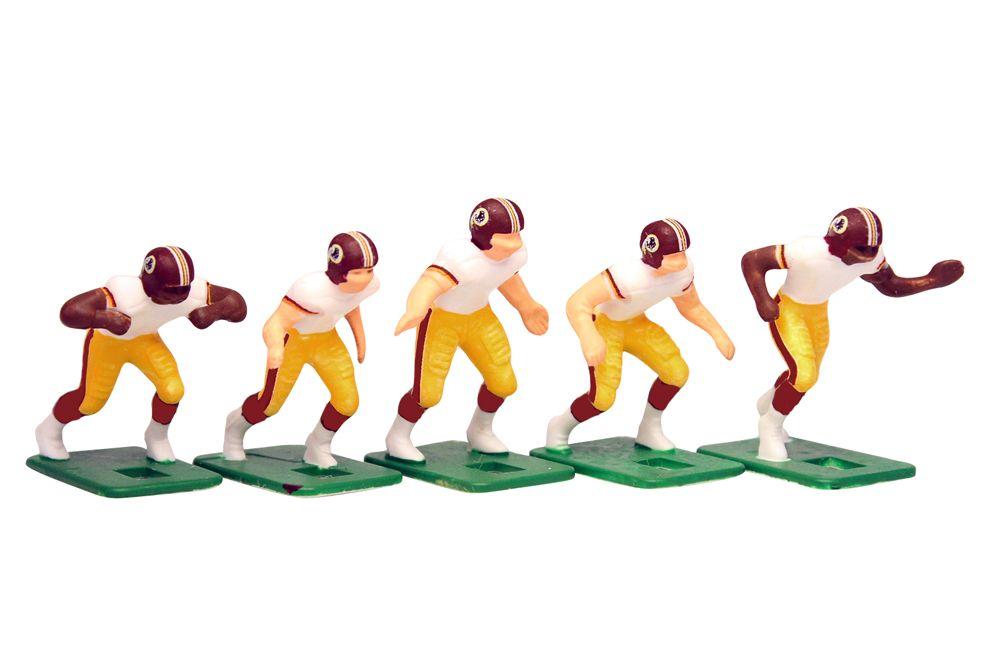7aa449696 Away Washington Redskins Electric Football Figures. Away Washington  Redskins Electric Football Figures Nfl Team Colors ...
