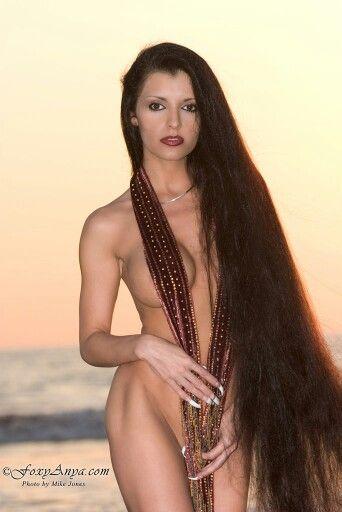 Foxy Anya  Long Hair  Long Hair Styles, Hair, Very Long Hair-4478