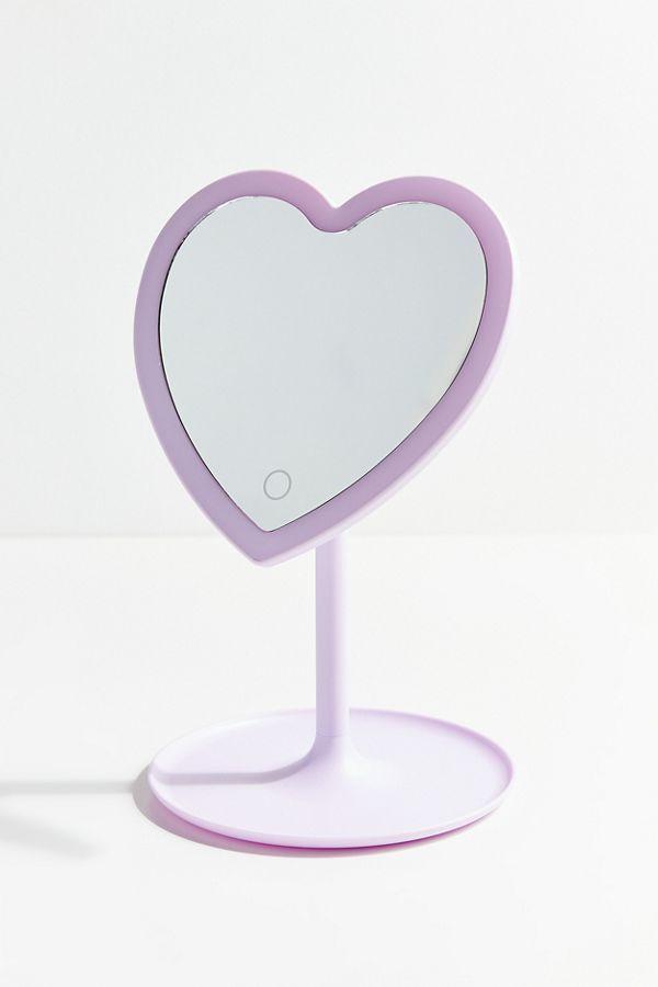 Heartbeat Makeup Vanity Mirror Makeup Vanity Mirror