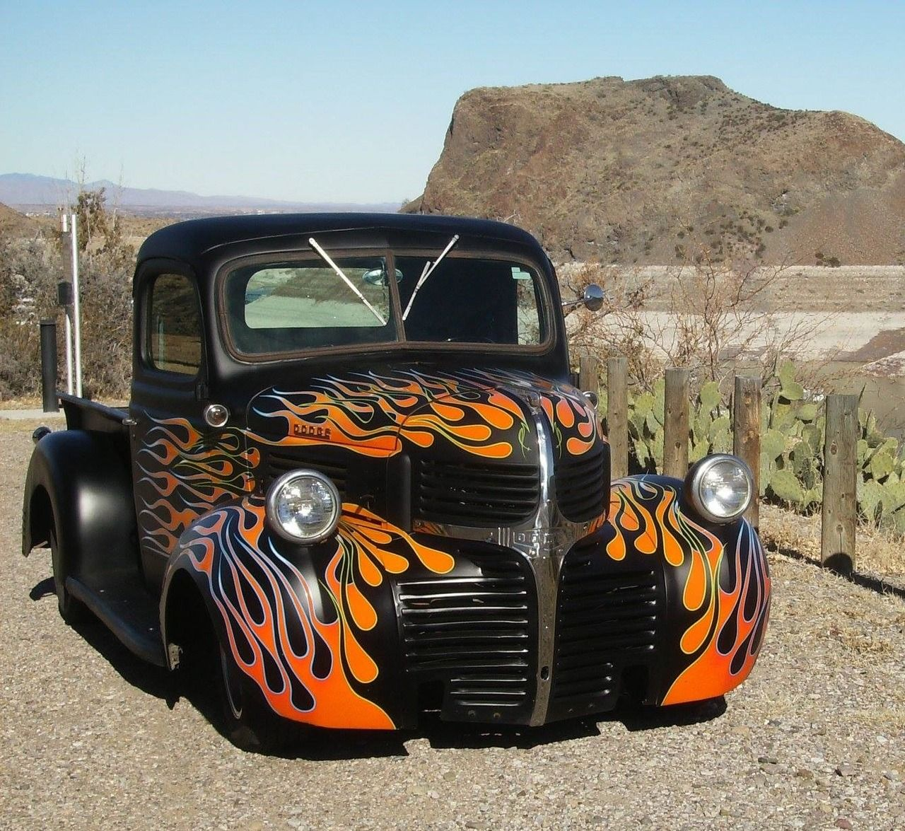 193947 dodge pickup truck with images classic cars
