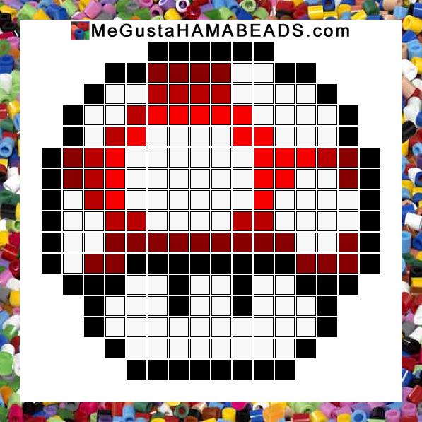 MeGustaHAMABEADS.com: Patrones Hama Beads Super Mario World parte 3 ...