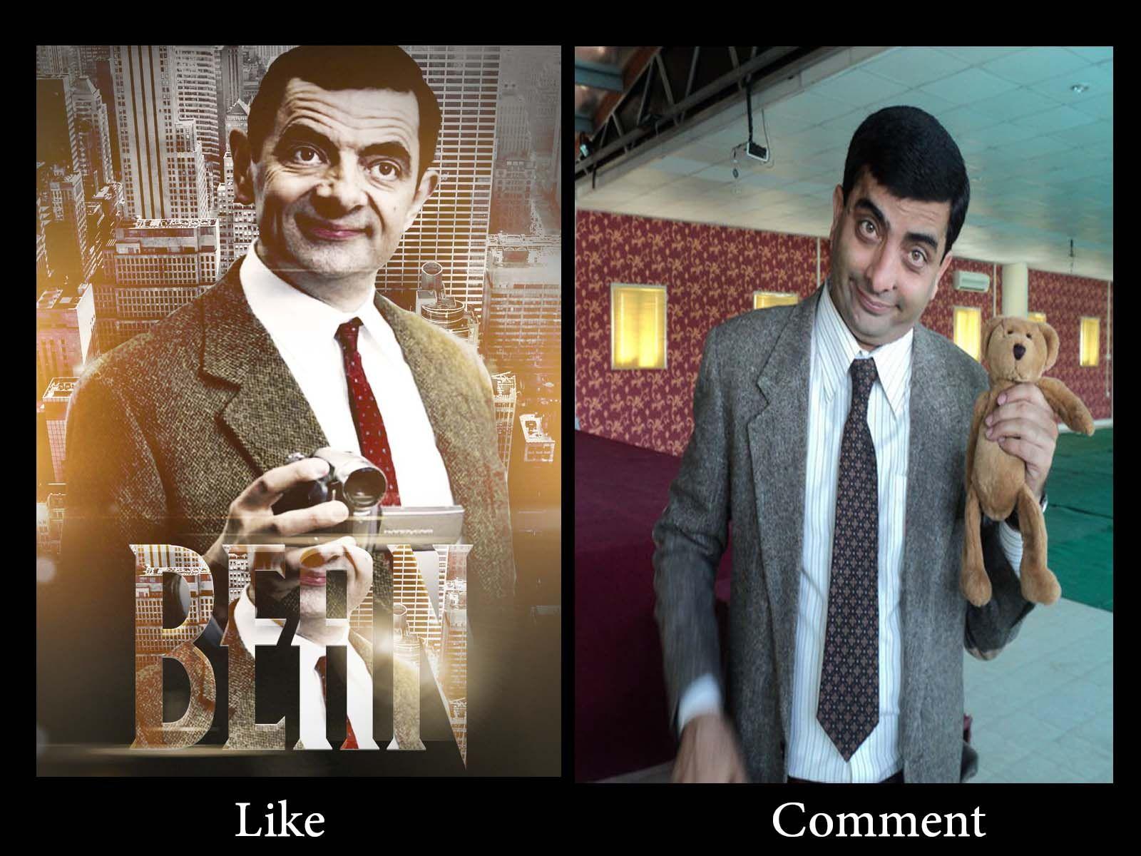 Mrbean With Pakistani Mrbean