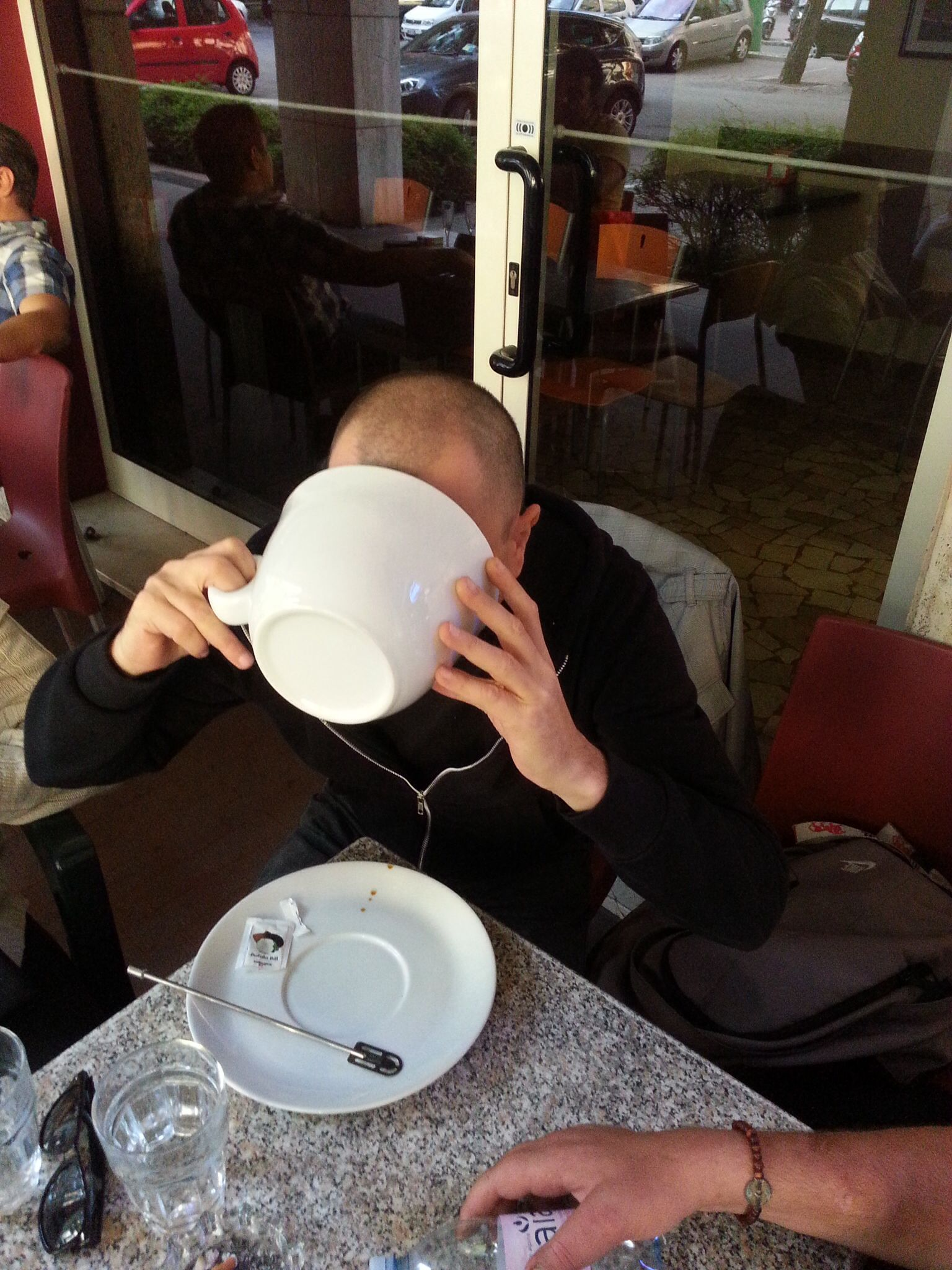 .....pausa caffè