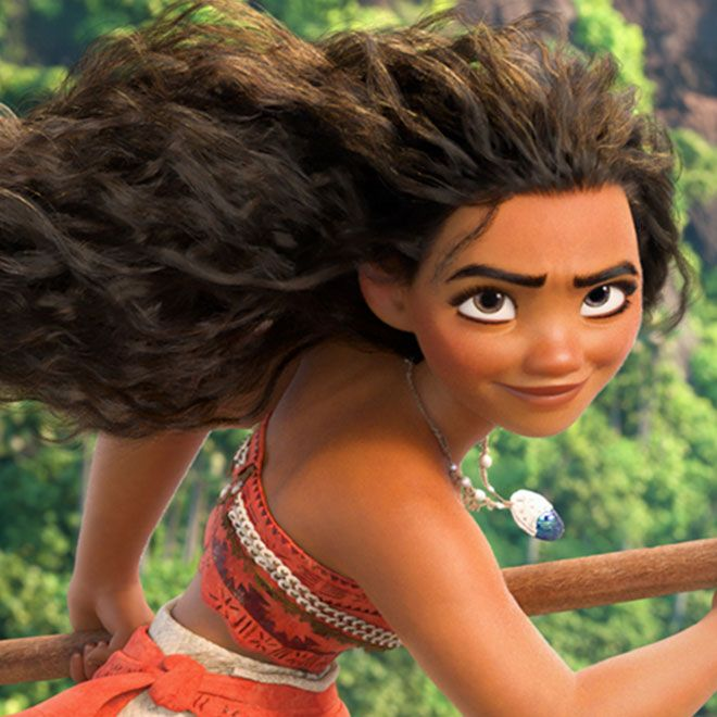 Meet The Characters From Moana