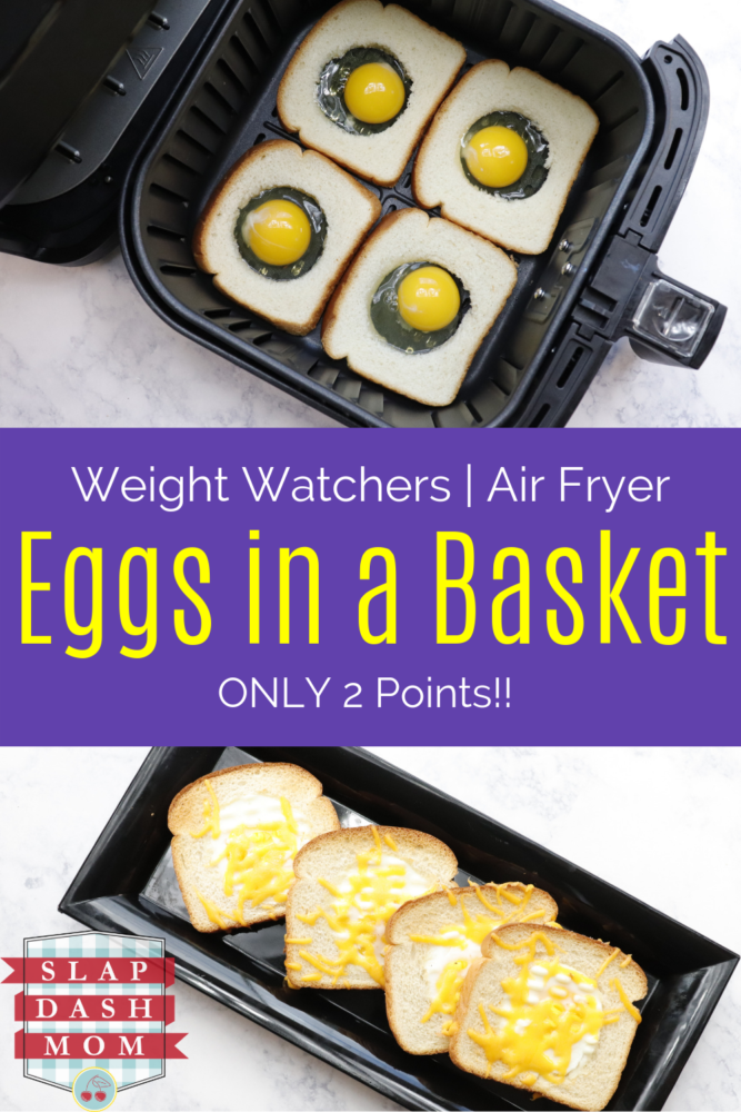 Photo of Air Fryer Eggs in a Basket