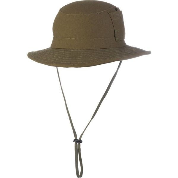 Volcom Woodland Bucket Hat ( 42) ❤ liked on Polyvore featuring accessories 73844d4bf83