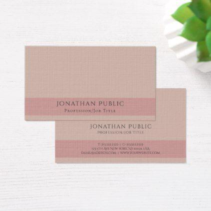 Modern elegant colors premium linen luxury business card luxury modern elegant colors premium linen luxury business card reheart Image collections