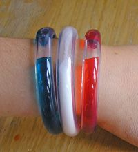 July 4th Crafts | How to Make Patriotic Water Bracelets