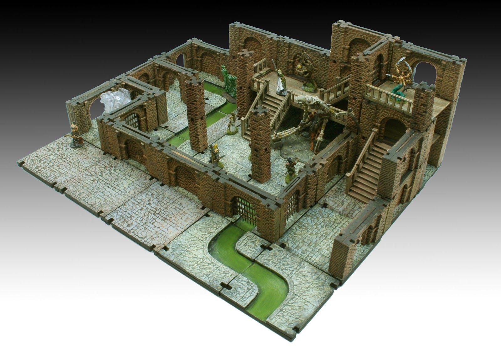 Dungeons 3D
