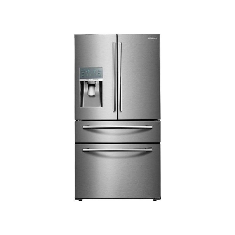 Samsung RF28JBEDBS 36 Inch Wide 27.8 Cu. Ft. Capacity