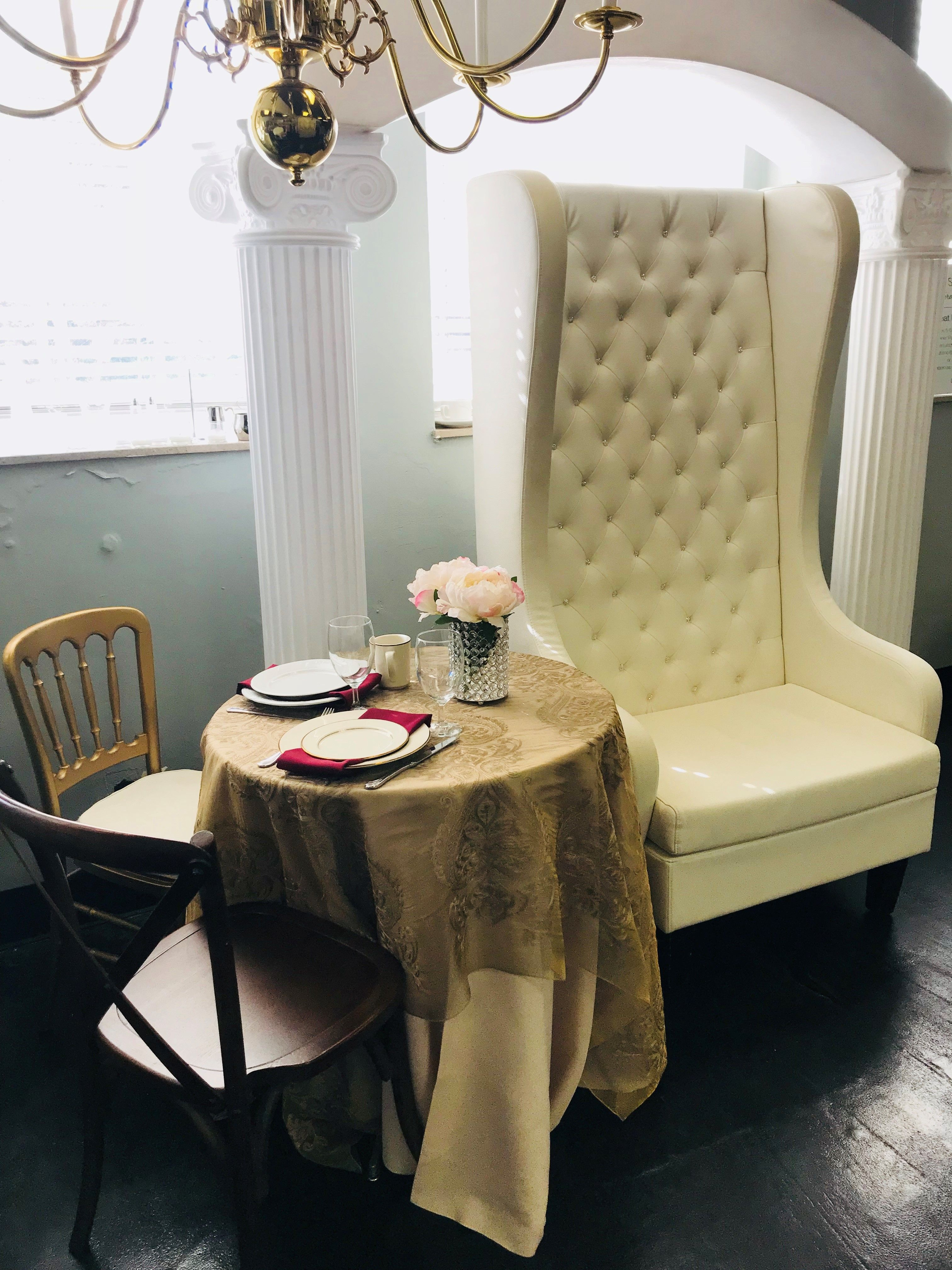throne chair weinhardt party rentals st louis mo event