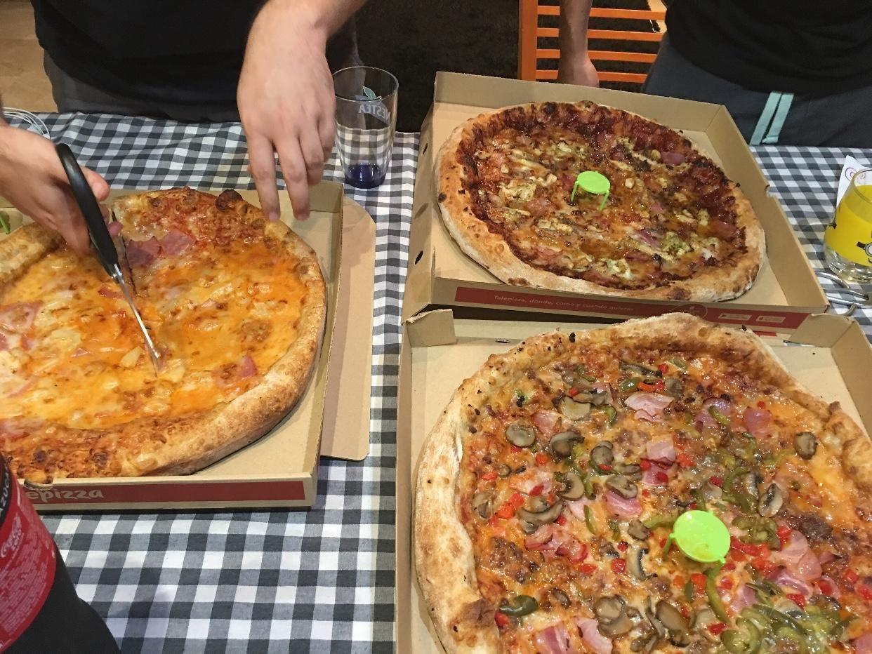 Telepizza Entre Amigos Recetasfáciles Recetasgratis Foodideas Recetasdeliciosas Recetas Recetasdecocina Recetas Fáciles Recetas Deliciosas Comida