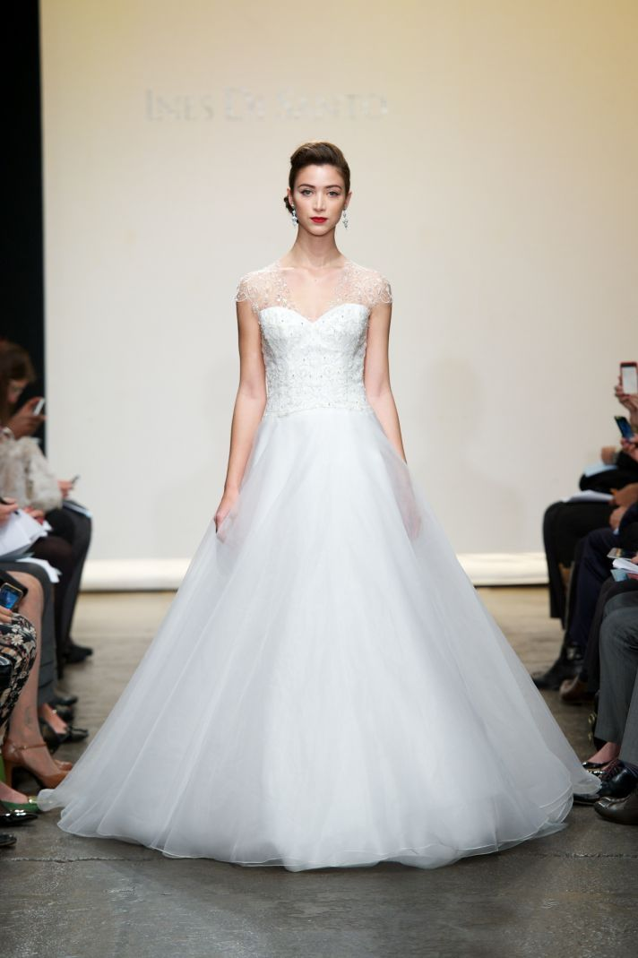 25 Exquisite Wedding Dresses by Ines Di Santo, Spring 2013 ...