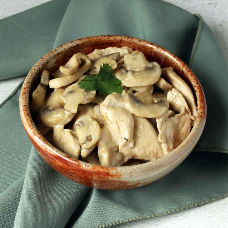Aip chicken mushroom one pan recipe in 2020 one pan