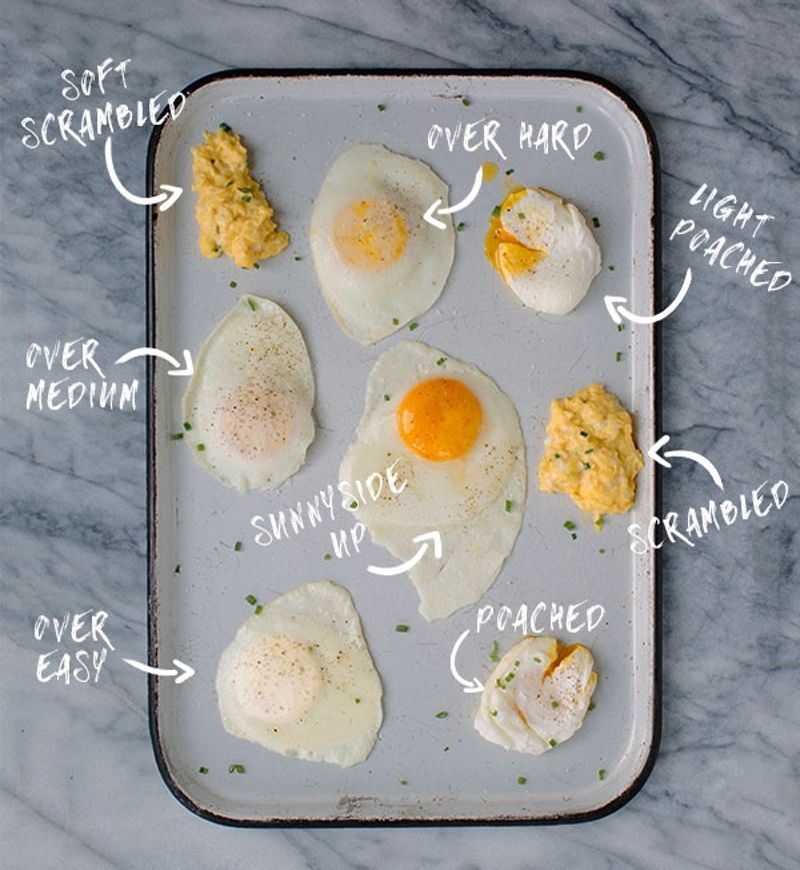 With The Help Of Chef Jeffrey Gardner You Too Can Cook Perfect Scrambled Poached And Fried Eggs Every Tim How To Cook Eggs Ways To Cook Eggs Best Egg Recipes