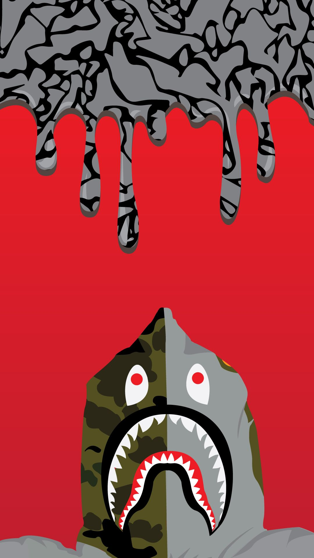 Hypebeast By Christopher Mineses Hypebeast Iphone Wallpaper Bape Wallpaper Iphone Bape Wallpapers