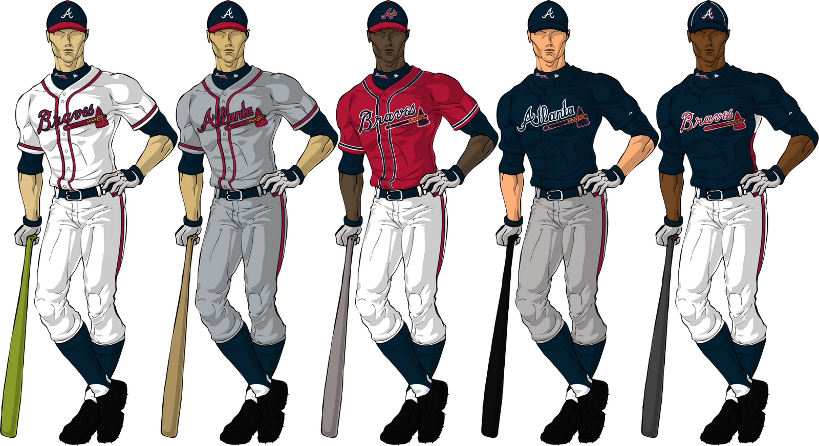 Myrev Co Atlanta Braves Atlanta Braves Baseball Braves Baseball