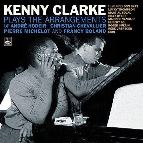 Kenny Clarke - Plays The Arrangements, Black