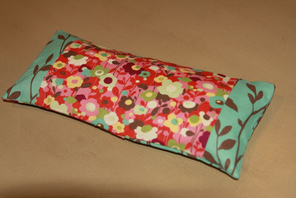 Making a Yoga Eye Pillow Tutorial – The