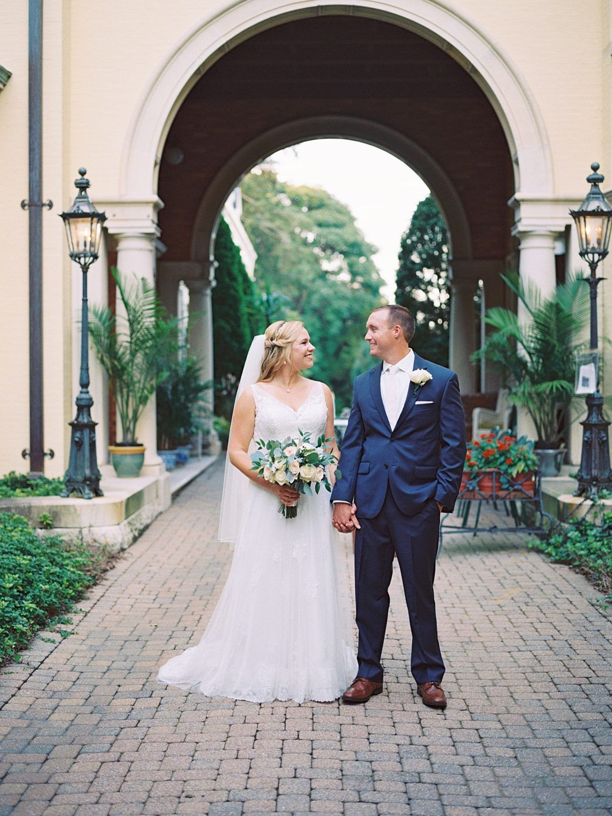 Evergreen Museum & Library Wedding \ Baltimore Wedding