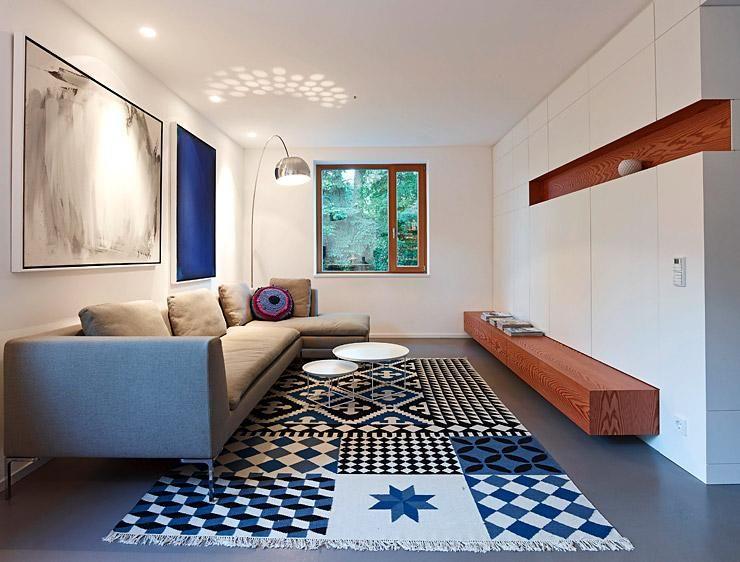 Wohnzimmer Karlsruhe ~ Einrichten: kleines wohnzimmer als ruhezone bild 9 bungalow haus
