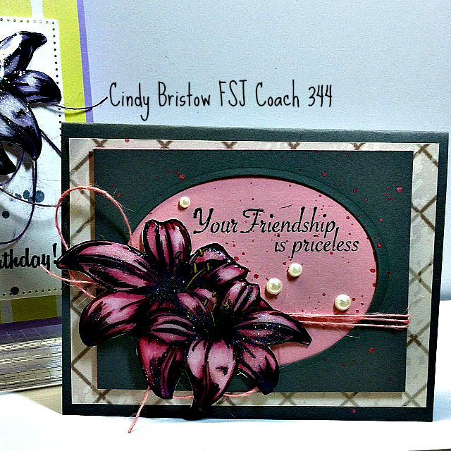 Cindy's Creative Journey: Full Bloom Copic Class