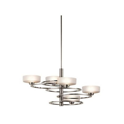 Kichler lighting aleeka 5 light chandelier classic pewter 43365clp find this pin and more on large commercial lighting by montanachoke aloadofball Choice Image