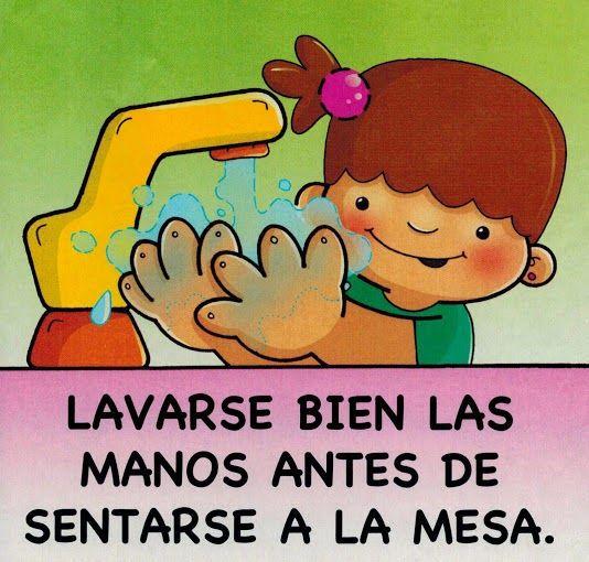 Imagenes De Habitos De Higiene Daycare Activities Preschool Circle Time Kids School