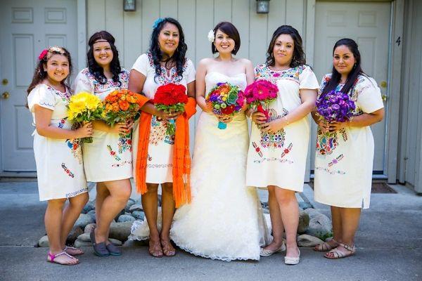 Bridesmaid Dresses For Mexico Wedding