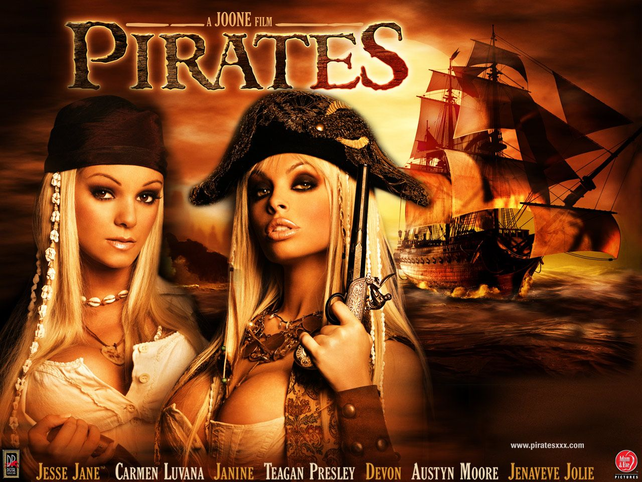 pirates movie porn dvd