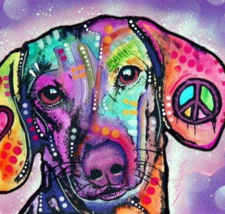 Doxie art