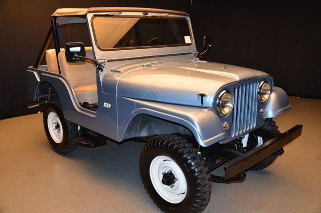 1964 Jeep Willys Willys Jeep Jeep Cj Jeep Cj5