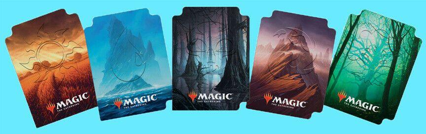 15 ultra pro unstable mana symbol deck dividers new magic