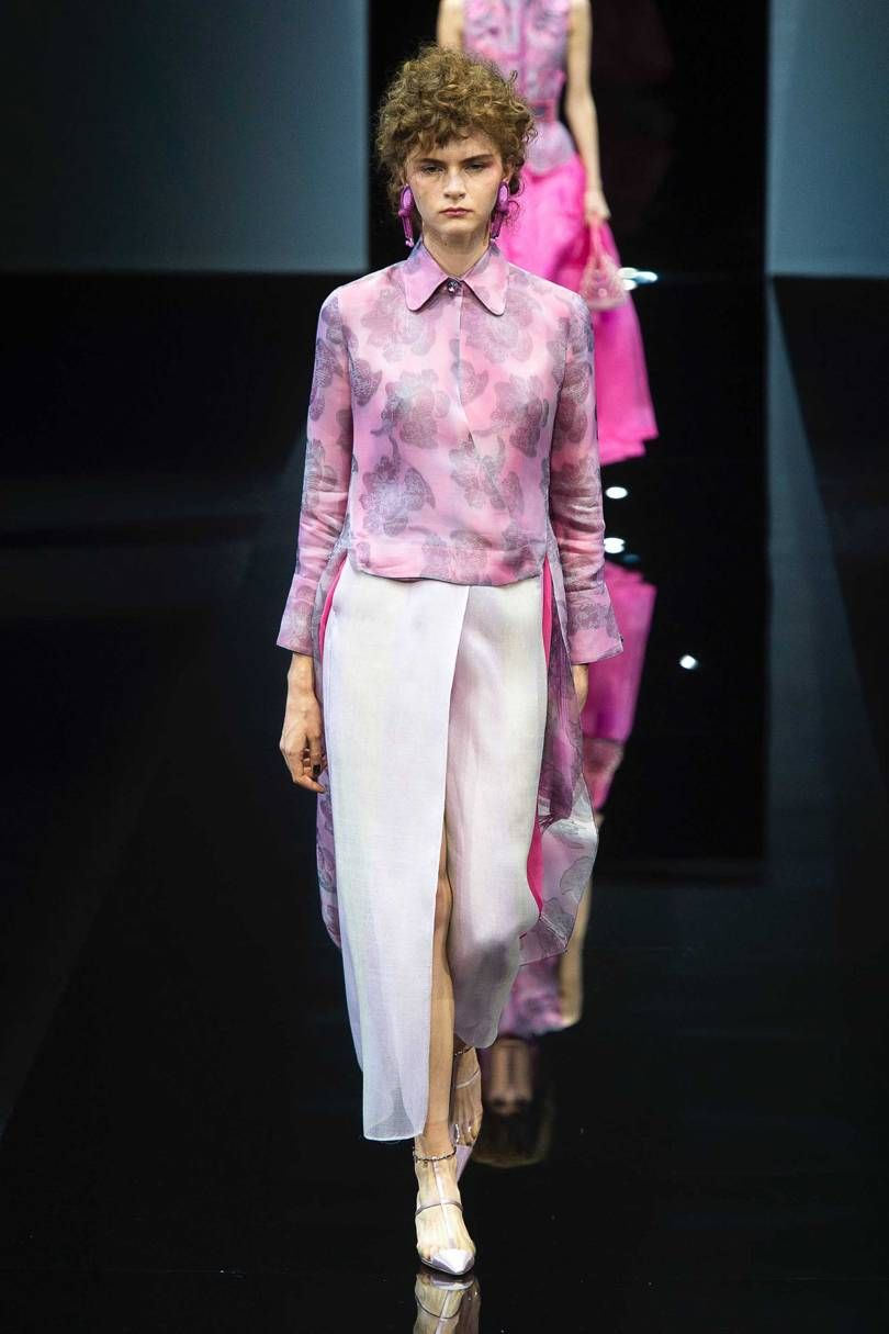 beauty good out x lower price with Giorgio Armani Spring/Summer 2019 Ready To Wear | Moda ...