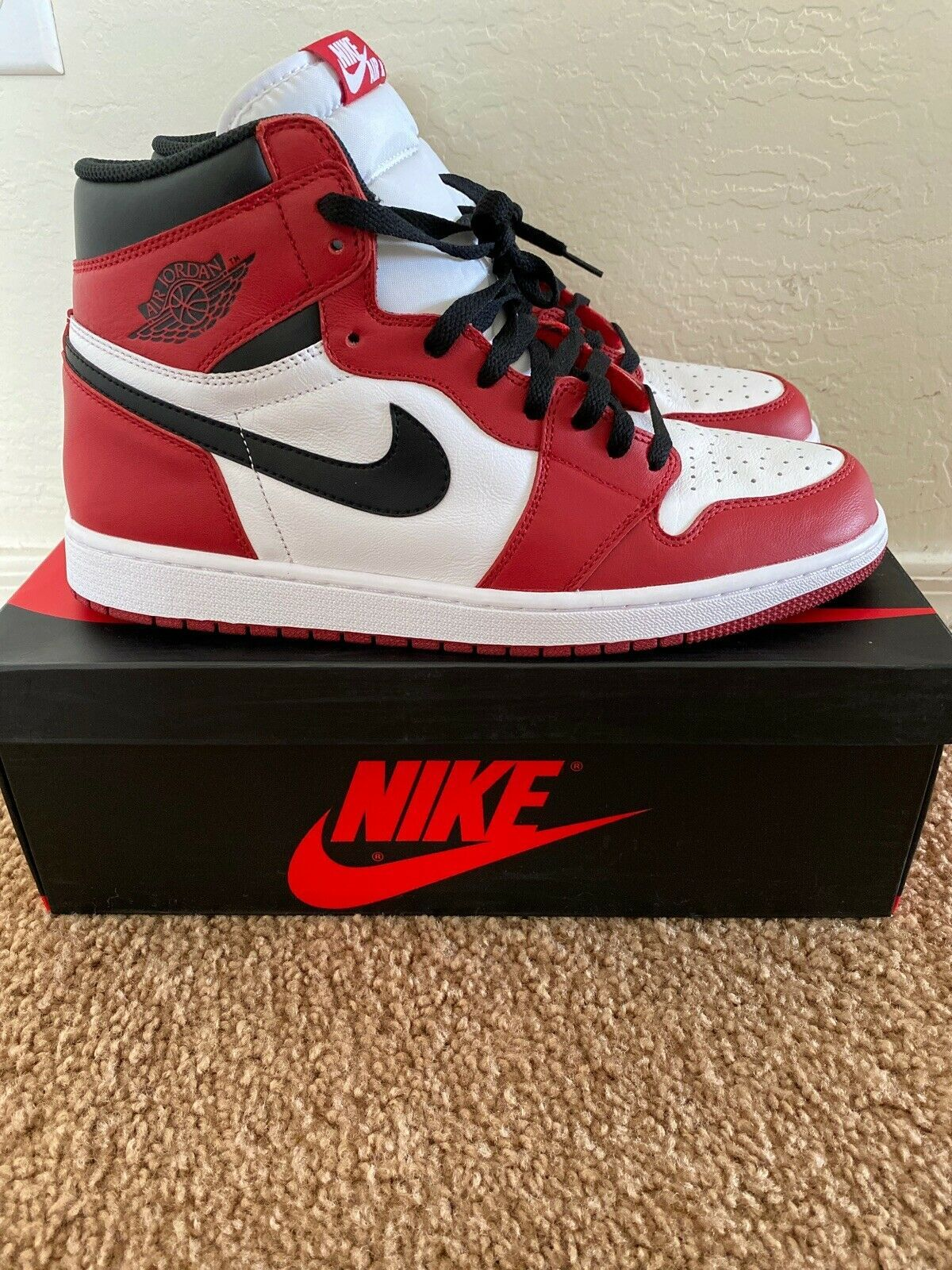 nike air jordan retro 1 high og
