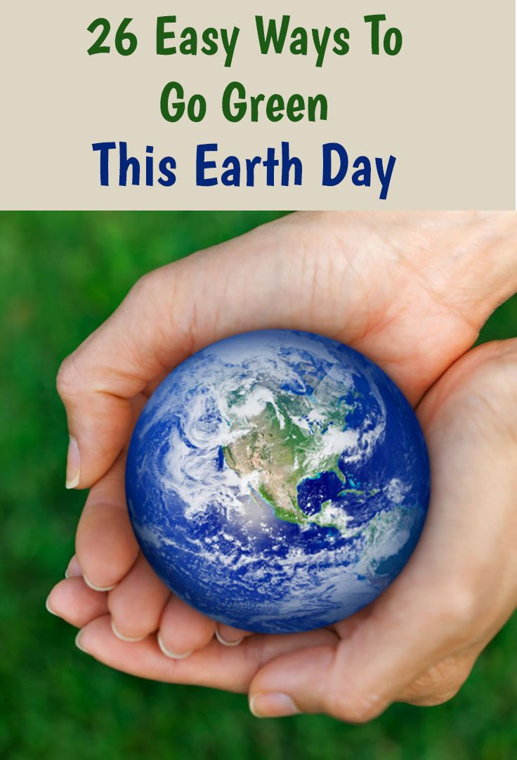 six simple ways to go green essay These five ways to go green are a simple way to lower your carbon footprint most of us want to protect the environment, but many of us don't know how these five .