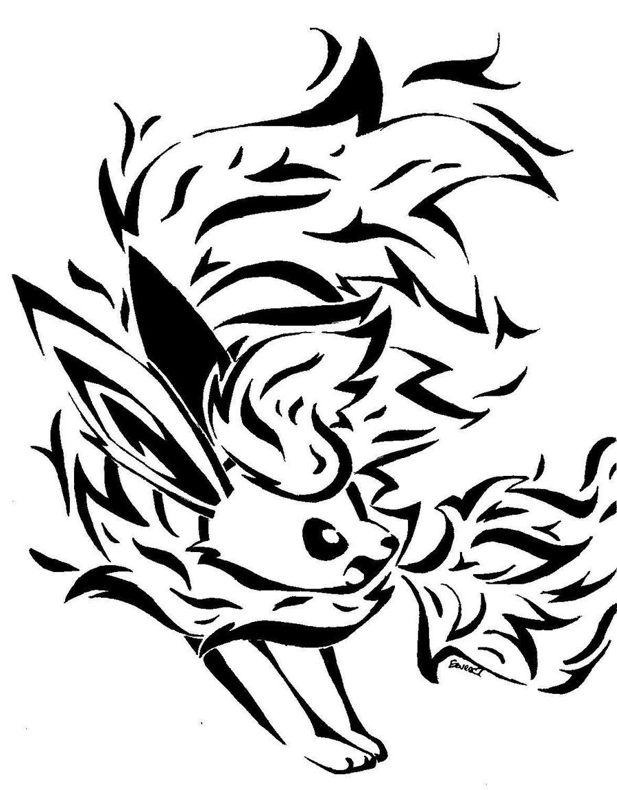 Flare by Togechu.deviantart.com on @DeviantArt | Eeveelutions Eevee ...