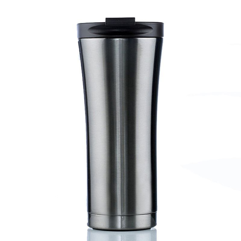 Thermos Bottle Cup Mug Coffee  Stainless Steel Double Wall Vacuum Flasks 500ml