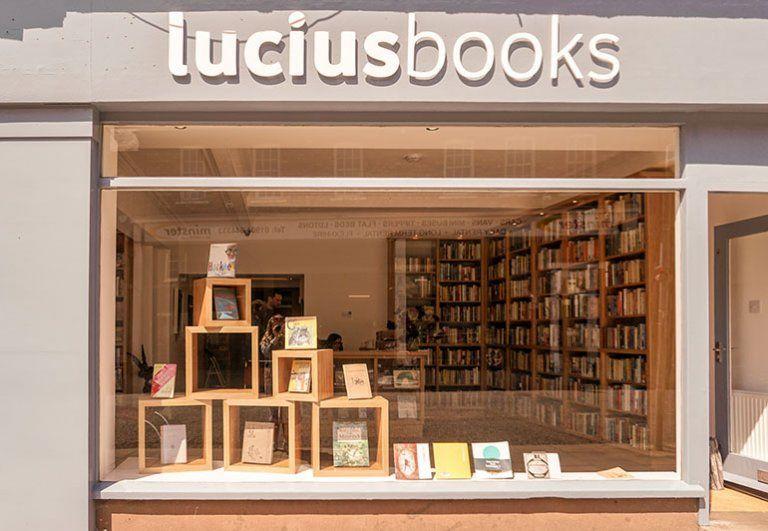Beautiful Bookshops in York — One Step Wanderer