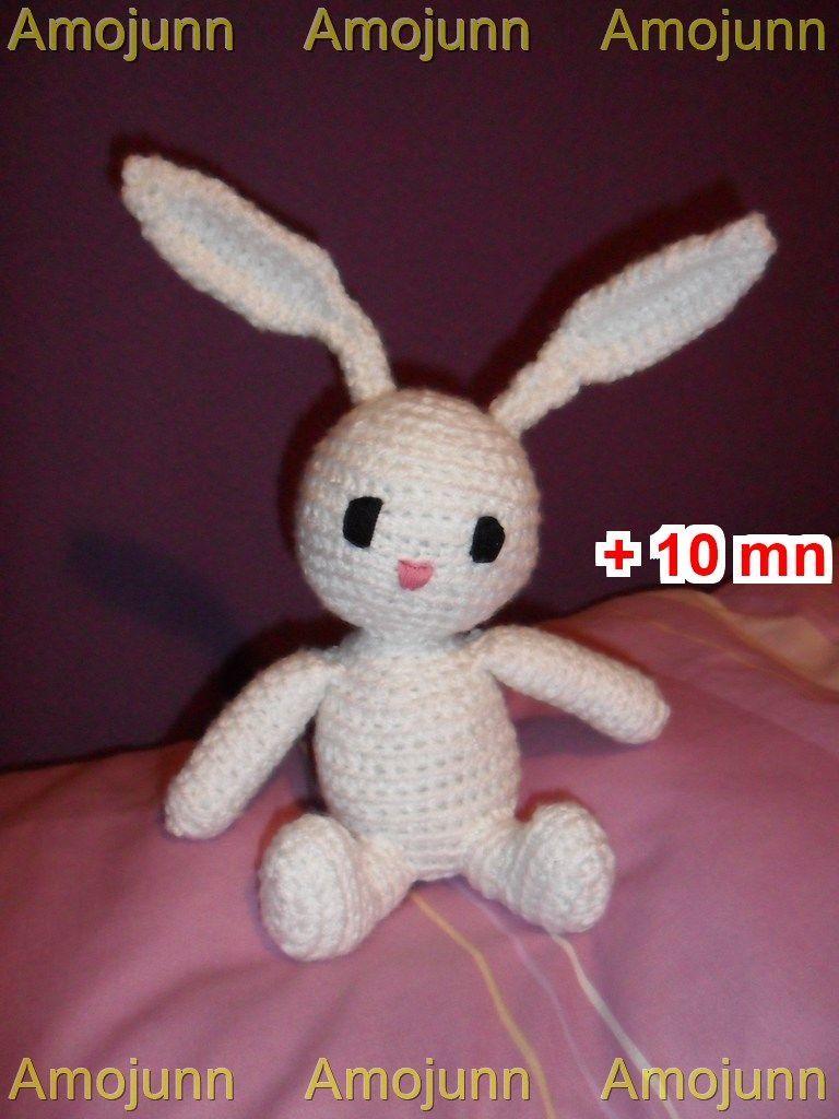 Amigurumi Licorne crochet 1/2 / Unicorn amigurumi crochet (english ... | 1024x768