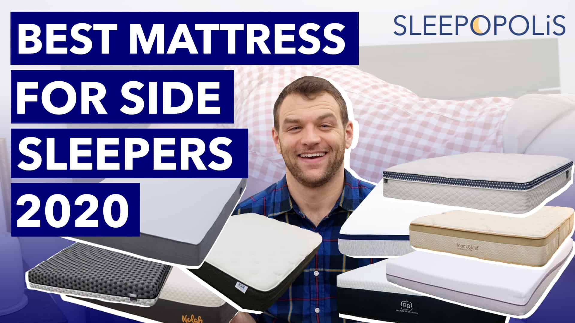 Looking for the best mattress for side sleepers? No matter