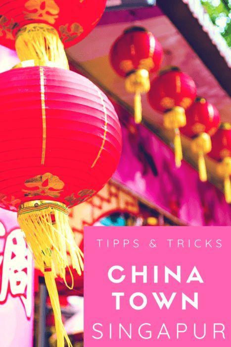 Singapur Chinatown: Tipps fürs Reisen mit Kindern #tippsundtricks