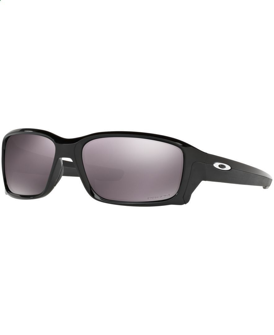 Latest New Oakley Oo9331 Straightlink Prizm Daily Polarised Rectangular Sunglasses for Men Outlet Sale Online