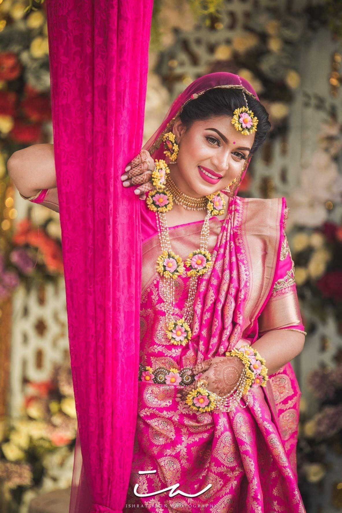 Pin by Peya on Holud Program Ideas Wedding flower