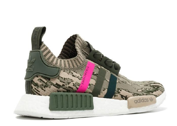 finest selection 23391 d1ced Cheap NMD R1 W PK Green Pink and New NMD R1 Hot for Sale - Sophia Sneakers   PopYeezys