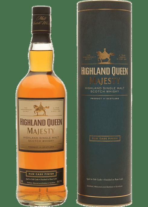Highland Queen Majesty Rum Cask Finish Leben