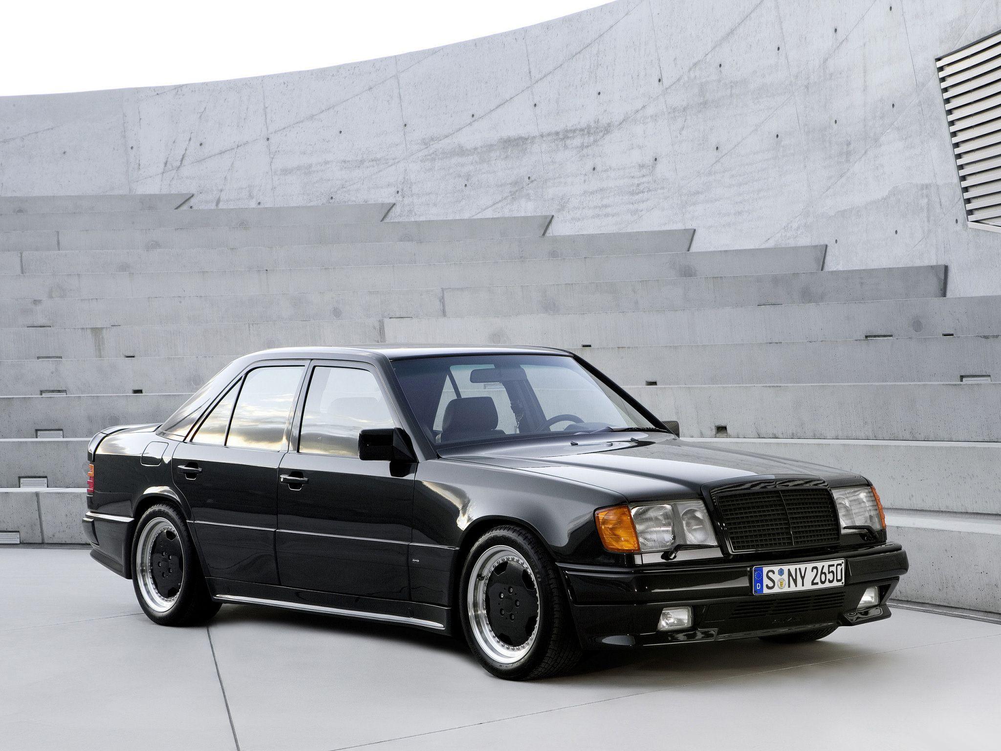 Ten insanely badass tuner cars | W124 | Mercedes benz cars