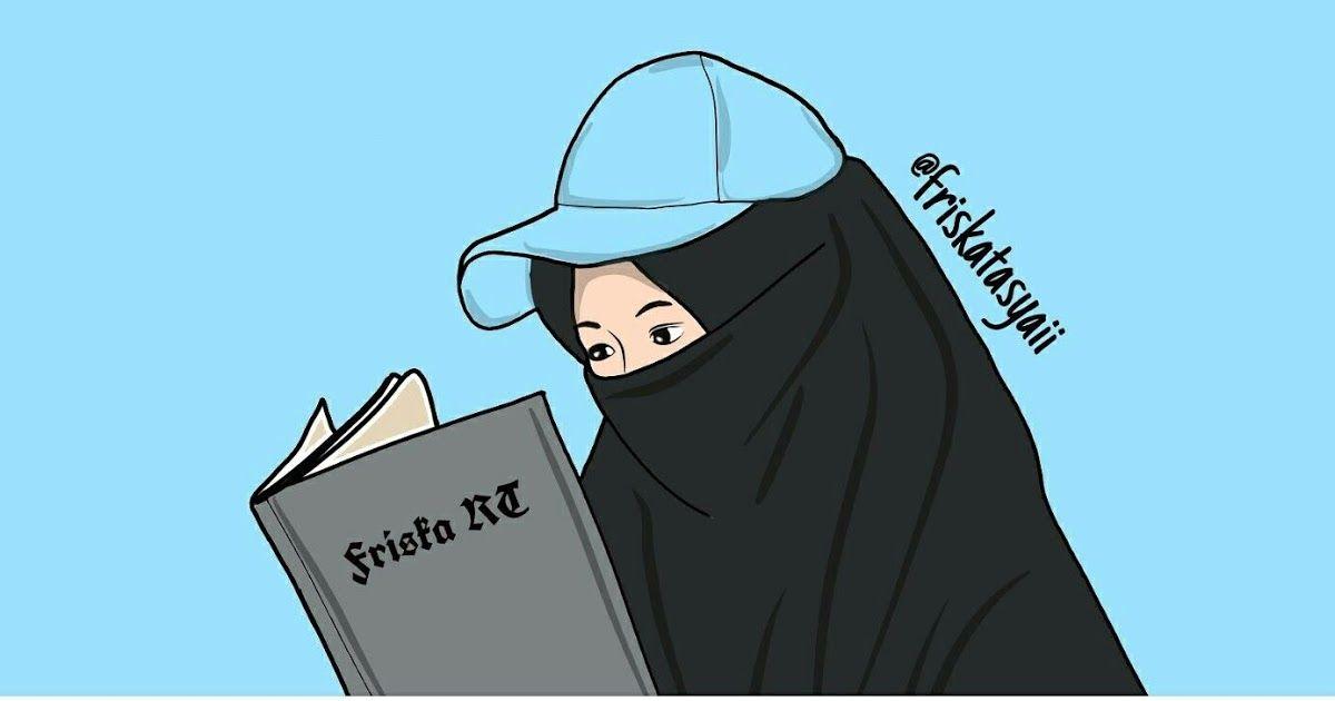 12 Wallpaper Gambar Kartun Wanita Bercadar Kartun Muslim Bercadar Friskart Kartun Gambar Dan Animasi Hijab Cadar Cantik Kartun Nusagates Di 2020 Kartun Lucu Animasi