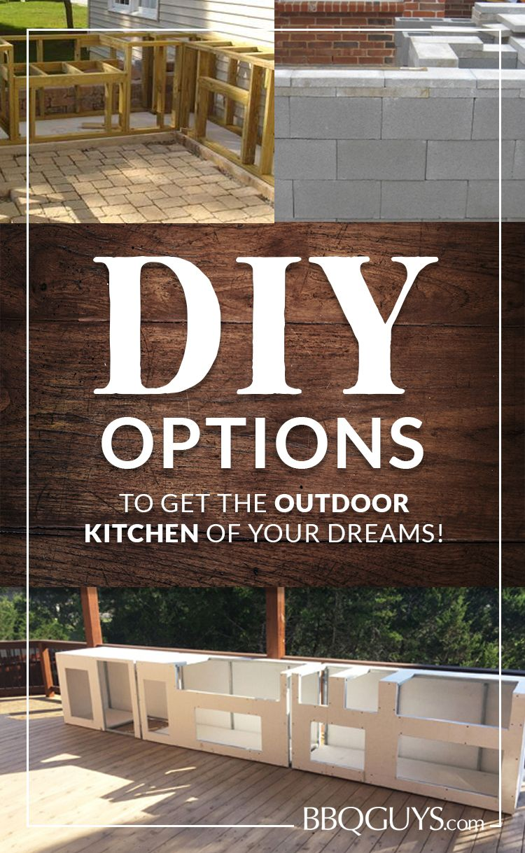 Outdoor Kitchen Packages Diy Kits In 2020 Diy Outdoor Kitchen Outdoor Kitchen Plans Outdoor Kitchen Design